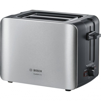 Opékač topinek Bosch ComfortLine TAT6A913 stříbrný