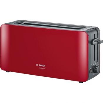 Opékač topinek Bosch ComfortLine TAT6A004 červený