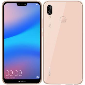 Mobilní telefon Huawei P20 lite růžový