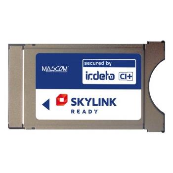 Modul Mascom Irdeto Skylink Ready CI+1.3 stříbrné