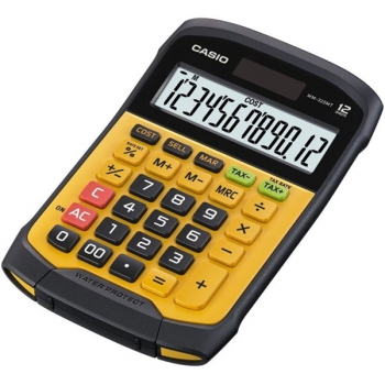 Kalkulačka Casio WM 320 MT černá/oranžová