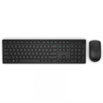 Klávesnice s myší Dell KM636, CZ černá