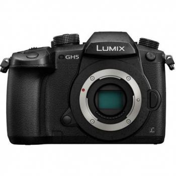 Digitální fotoaparát Panasonic Lumix DC-GH5 černý