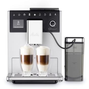 Espresso Melitta CI Touch Stříbrné stříbrné