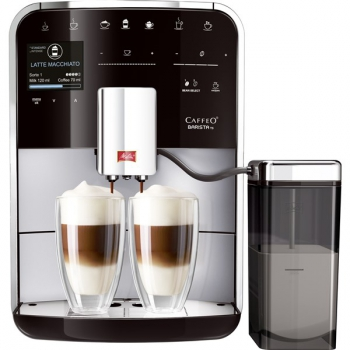 Espresso Melitta Barista TS Smart Stříbrné stříbrné