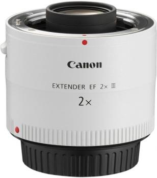 Předsádka/filtr Canon Extender EF 2X III bílá