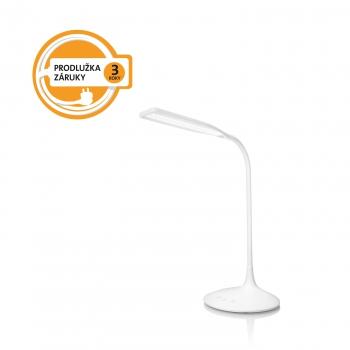 Stolní LED lampička ETA 289290000 stmívatelná, 5W bílá