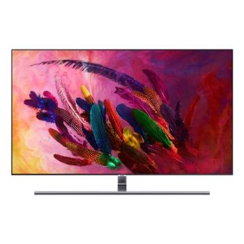 Televize Samsung QE75Q7FN stříbrná