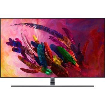 Televize Samsung QE55Q7FN stříbrná