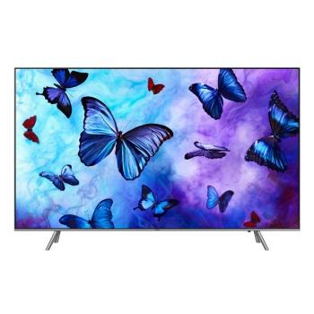 Televize Samsung QE49Q6FN stříbrná