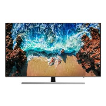 Televize Samsung UE49NU8002 černá/stříbrná