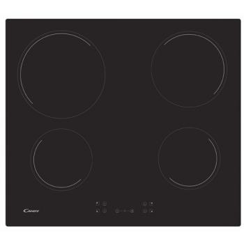 Sklokeramická varná deska Candy CH64CCB/4U  černá