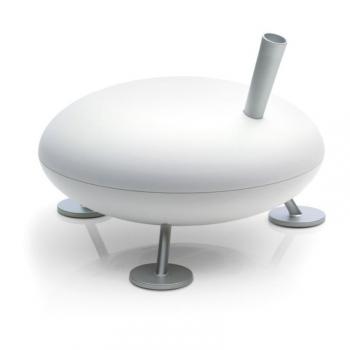 Zvlhčovač vzduchu Stadler Form FRED - bílý