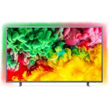 Televize Philips 50PUS6703 stříbrná