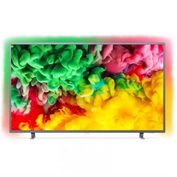 Televize Philips 65PUS6703 stříbrná