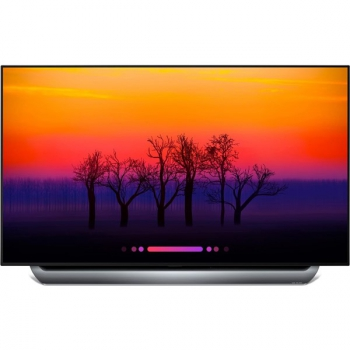 Televize LG OLED55C8PLA titanium