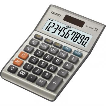 Kalkulačka Casio MS 100 B  šedá