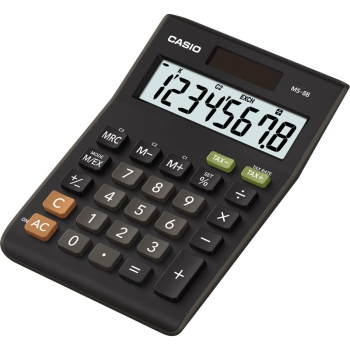 Kalkulačka Casio MS 8(B)S černá