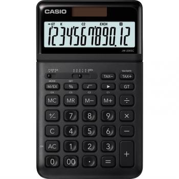 Kalkulačka Casio JW 200 SC BK černá