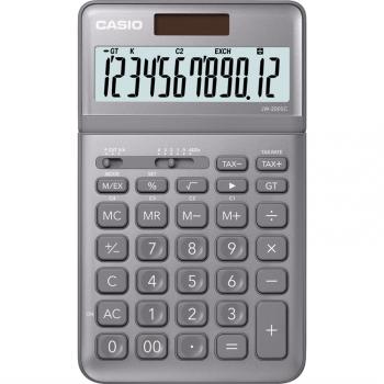 Kalkulačka Casio JW 200 SC GY šedá