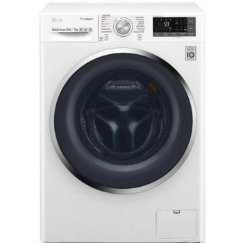 Pračka se sušičkou LG F104J8JH2WD bílá