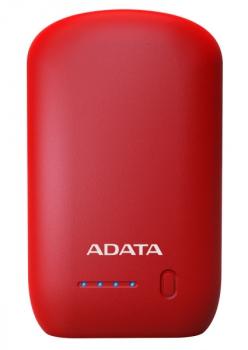 Powerbank ADATA P10050 10050mAh červená