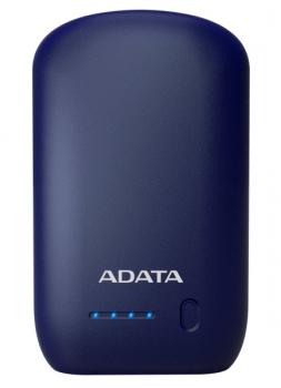 Powerbank ADATA P10050 10050mAh modrá