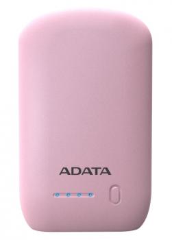 Powerbank ADATA P10050 10050mAh růžová