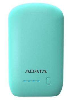 Powerbank ADATA P10050 10050mAh zelená