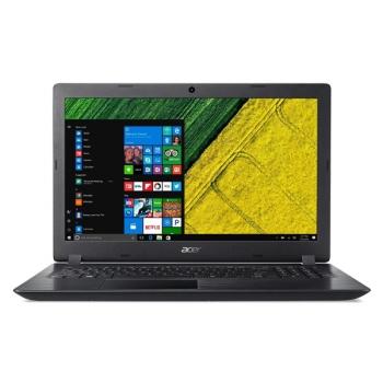 Notebook Acer Aspire 3 (A315-51-3859) černý + dárek
