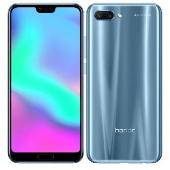 Mobilní telefon Honor 10 64 GB šedý + dárek