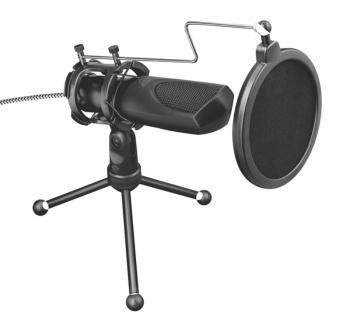 Mikrofon Trust GXT 232 Mantis černý