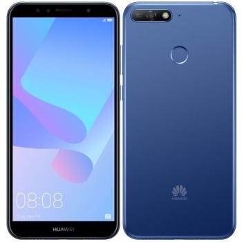 Mobilní telefon Huawei Y6 Prime 2018 Dual SIM modrý