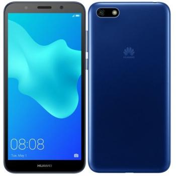 Mobilní telefon Huawei Y5 2018 Dual SIM modrý + dárek
