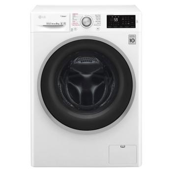 Pračka LG Direct Drive F84J6TY1W bílá