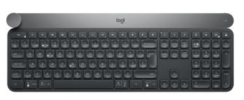 Klávesnice Logitech Craft Advanced keyboard černá