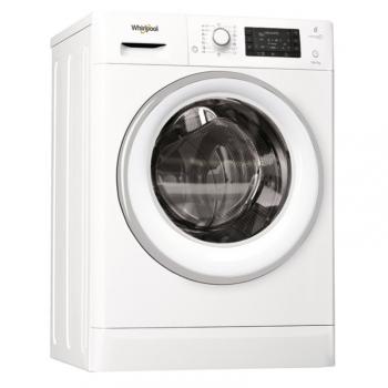 Automatická pračka se sušičkou Whirlpool FWDD1071681WS EU bílá