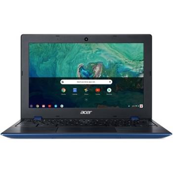 Notebook Acer Chromebook 11 (CB311-8HT-C2NK) černý/modrý
