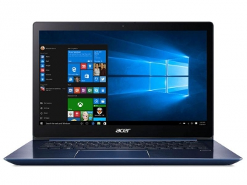 Notebook Acer Swift 3 (SF314-54-33MT) modrý + dárek
