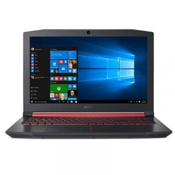 "Notebook Acer Nitro 5 (AN515-52-70ZT) černý (i7-8750H, 8GB, OPT 16 GB, 1000 + 16 GB, 15.6"", Full HD, bez mechaniky, nVidia GTX 1050 Ti, 4GB, BT, CAM, W10 Home )"