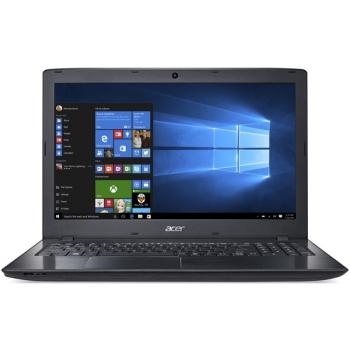 Notebook Acer TravelMate TMP259-G2-M-50MW černý + dárek