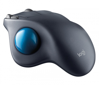 Myš Logitech M570, Trackball, BT černá