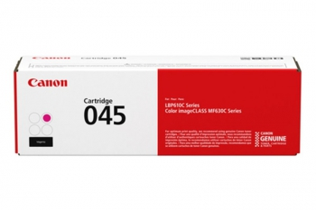 Toner Canon CRG 045 M, 1300 stran, červený
