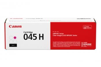 Toner Canon CRG 045 H M, 2200 stran, červený