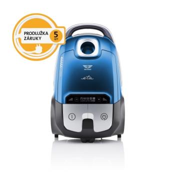 Podlahový vysavač ETA Adagio 0511 90000 modrý