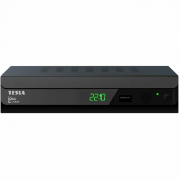 Set-top box Tesla Duplex T2 Dual černý