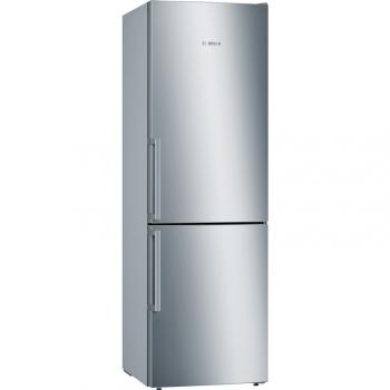 Chladnička s mrazničkou Bosch KGE366L4Q nerez