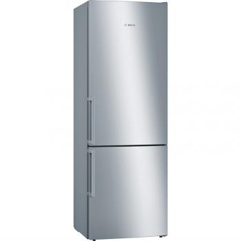 Chladnička s mrazničkou Bosch KGE49KL4P nerez