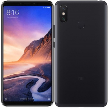 Mobilní telefon Xiaomi Mi Max 3 černý