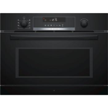 Mikrovlnná trouba Bosch COA565GB0 černá